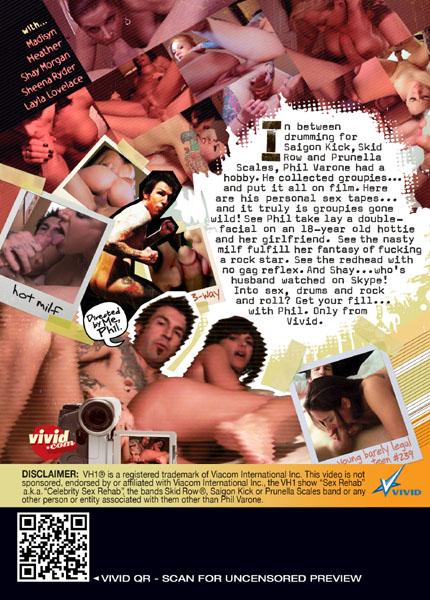Phil Varone's Secret Sex Stash