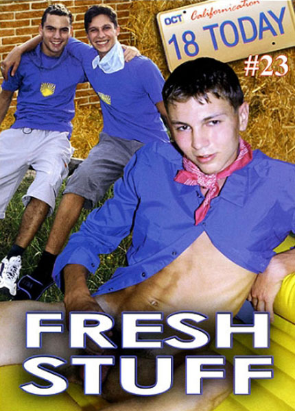 18 Today #23: Fresh Stuff