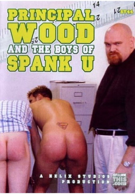 Principal Wood And The Boys Of Spank U