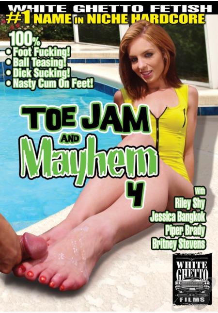 Toe Jam And Mayhem #04