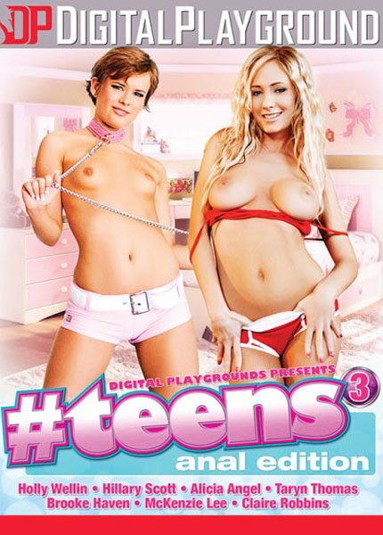 #Teens 3 : Anal Edition