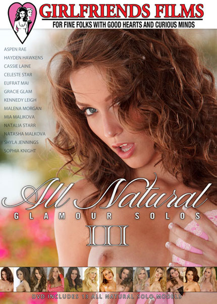 All Natural: Glamour Solos #03