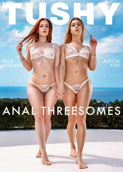 Anal Threesomes #07