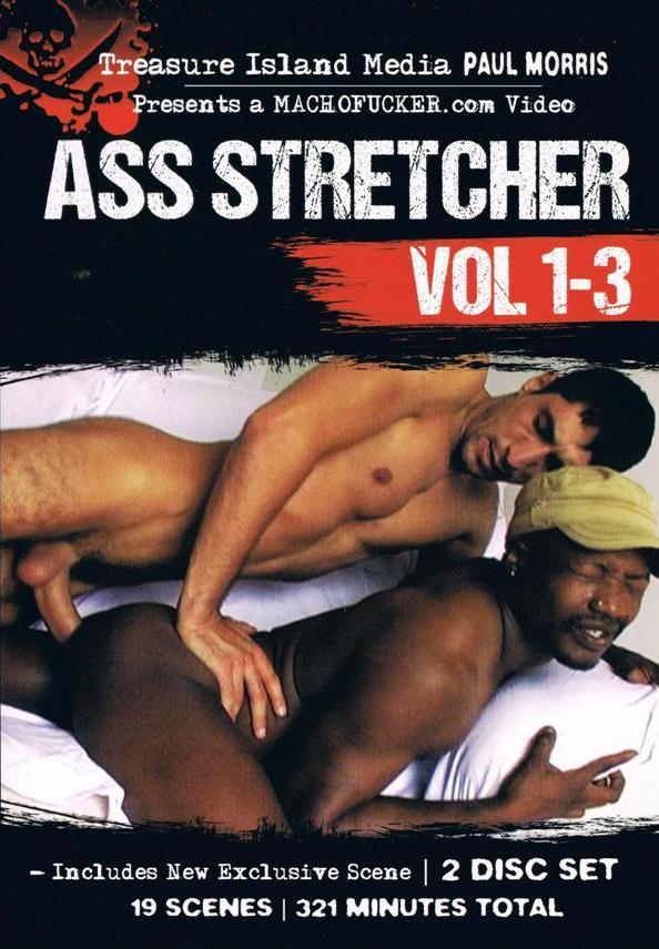 Ass Stretcher Vol 1-3