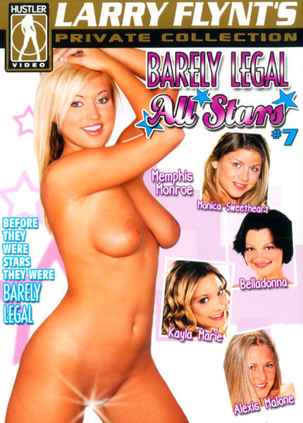 Barely Legal All Stars #07