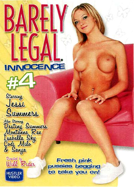 Barely Legal Innocence #04