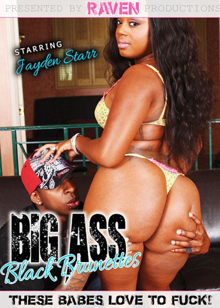 Big Ass Black Brunettes