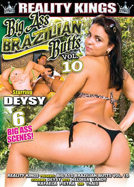 Big Ass Brazilian Butts # 10