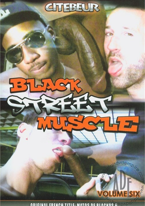 Black Street Muscle #06