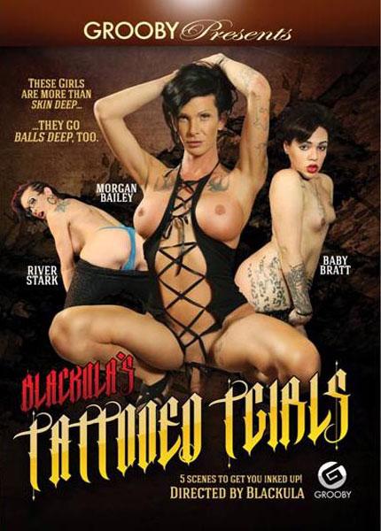 Blackula's Tattooed Tgirls
