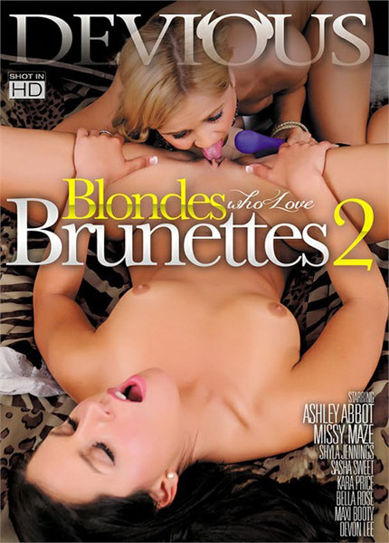 Blondes Who Love Brunettes #02