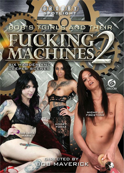 BOB'S TGIRLS and Their Fucking Machines #02