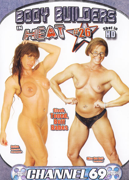Body Builders in Heat #26
