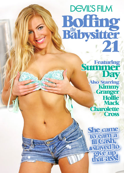 Boffing The Babysitter # 21