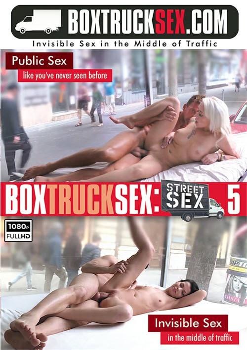 Box Truck Sex: Street Sex #05