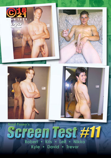 Brad Posey's Screen Test #11