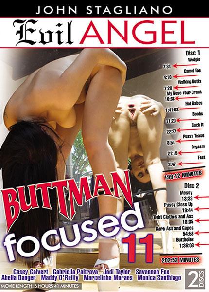 Buttman Focused #11 (2 Disc)