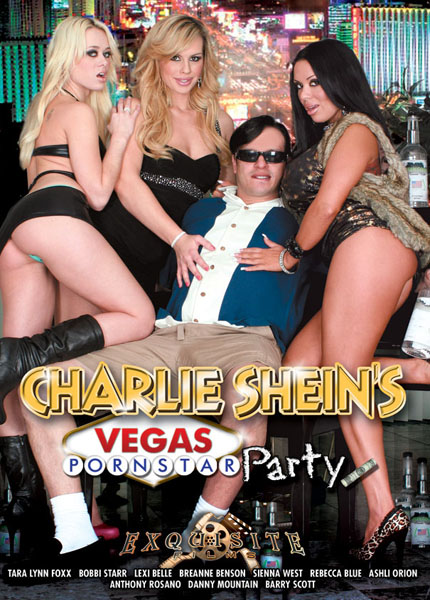 Charlie Shein's Vegas Pornstar Party