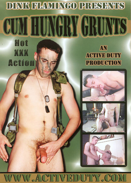 Cum Hungry Grunts