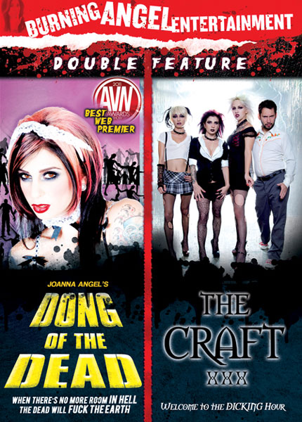 Dong Of The Dead - The Craft XXX Double Feature