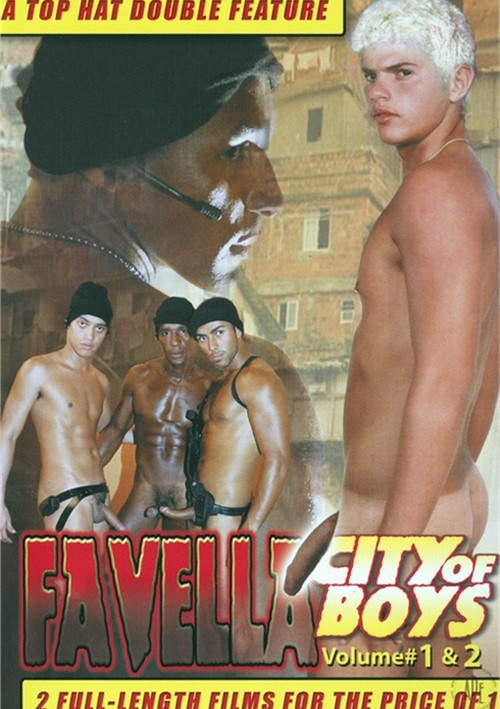 Favella City of Boys #01 and #02 Double Feature