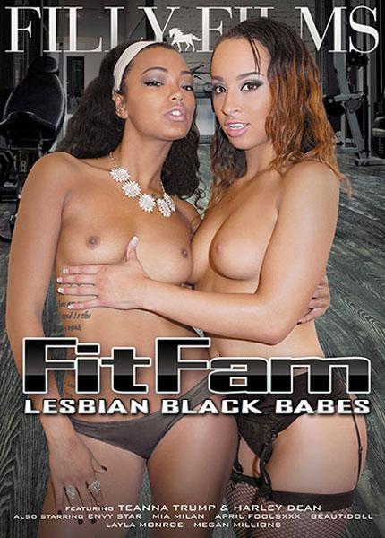 Fit Fam Lesbian Black Babes