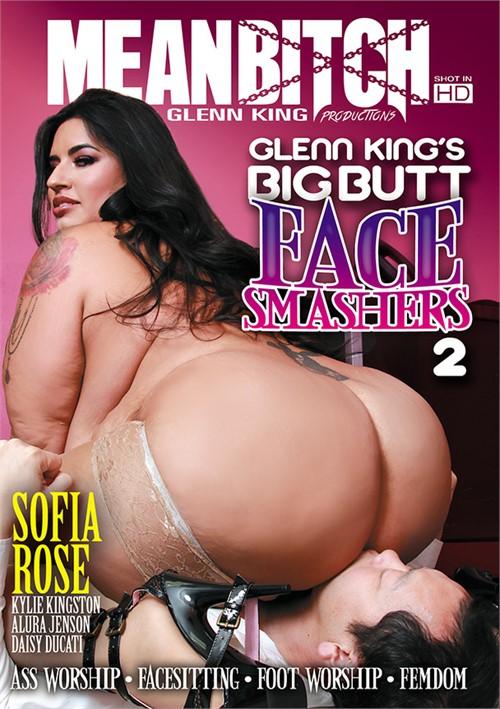 Glenn King's Big Butt Face Smashers #02