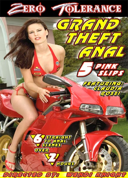 Grand Theft Anal #05