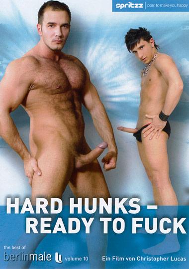 Hard Hunks- Ready To Fuck