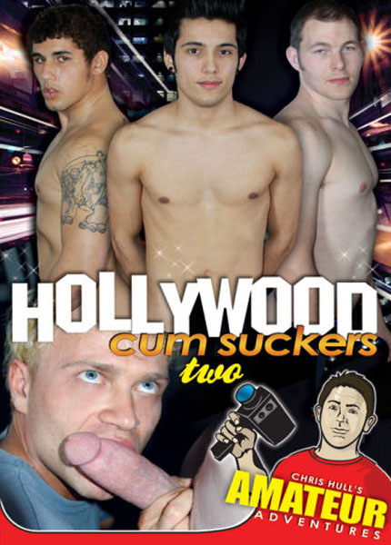 Hollywood Cum Suckers #02
