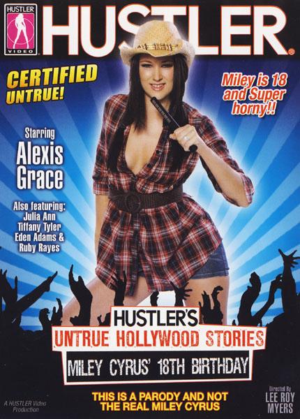 Hustler's Untrue Hollywood Stories: Miley Cyrus' 18th Birthday