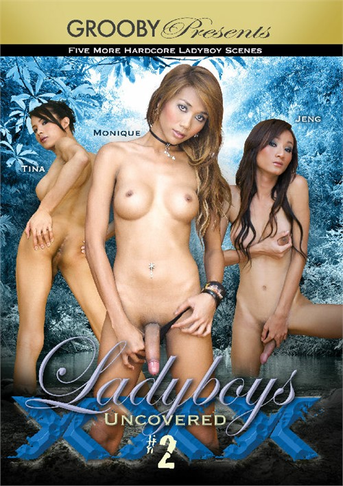 Ladyboys Uncovered #02