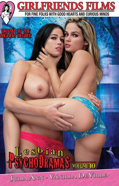 Lesbian Psychodrama #10