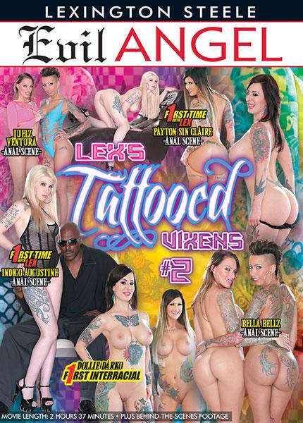 Lex's Tattooed Vixens # 2