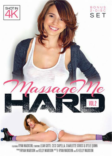Massage Me Hard #02