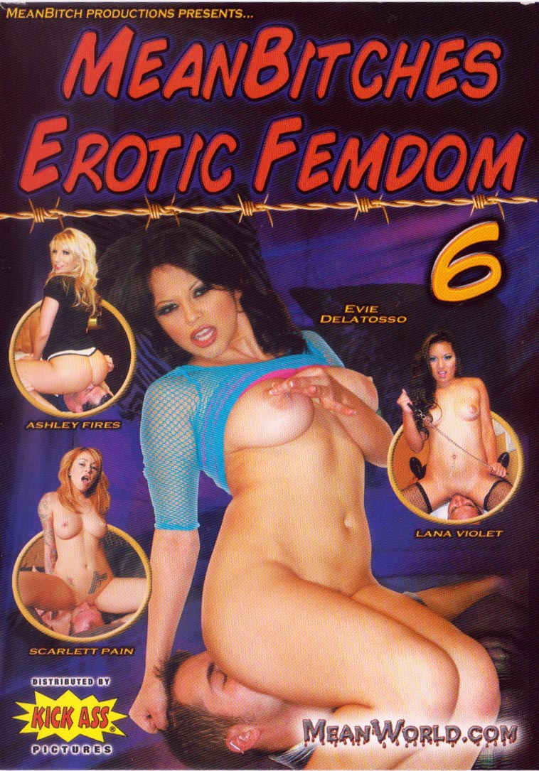 Mean Bitches Erotic Femdom #06