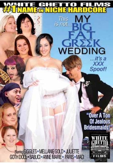 This Isn't My Big Fat Greek Wedding It's a XXX Spoof