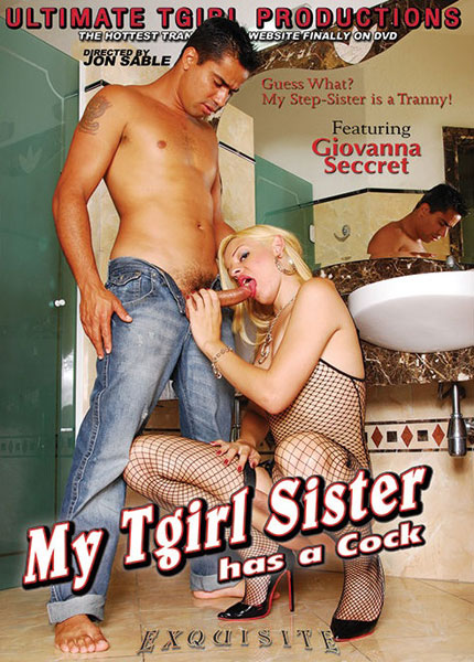 My Tgirl Sister Has A Cock