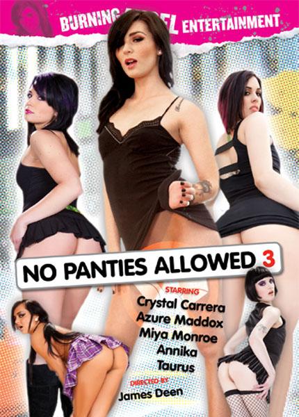 No Panties Allowed #03