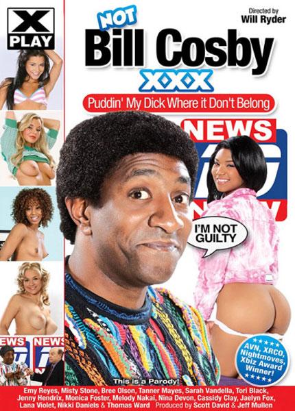 Not Bill Cosby XXX: Puddin' My Dick Where it Don't Belong