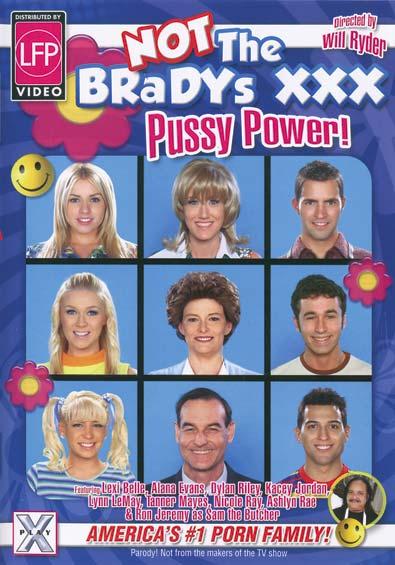 Not The Brady's XXX: Pussy Power