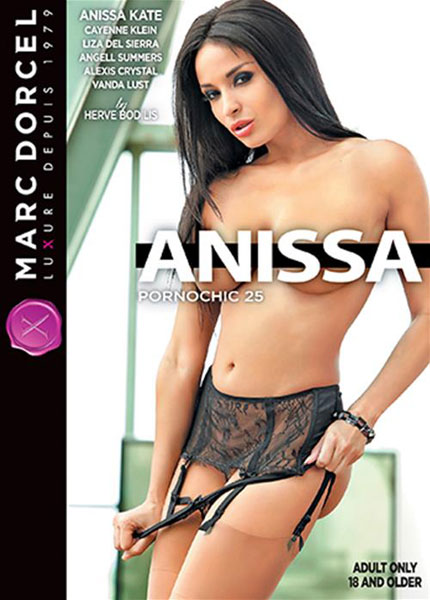Pornochic #25: Anissa