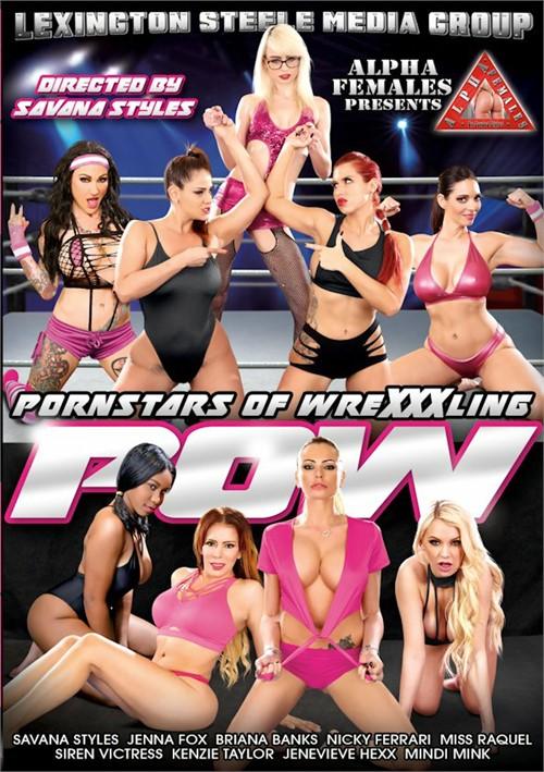 Pornstars of WreXXXling : POW