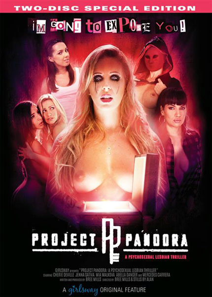 Project Pandora (2 Disc Set)