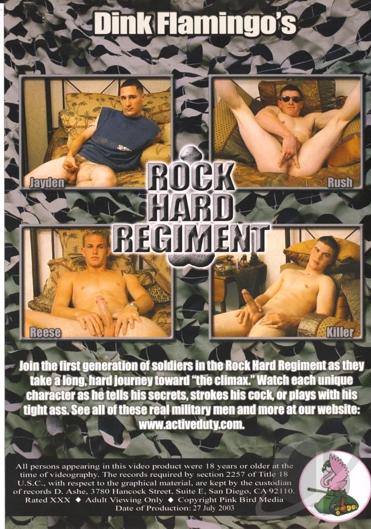 Rock Hard Regiment