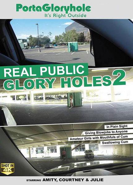 Real Public Glory Holes #02