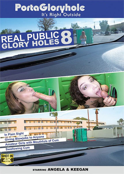 Real Public Glory Holes #08