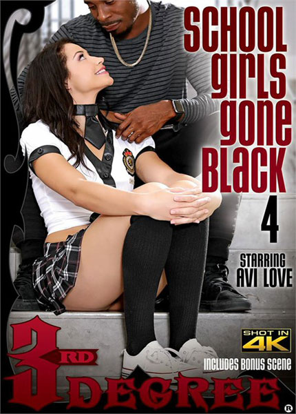 School Girls Gone Black #04
