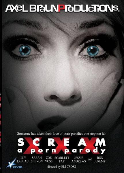 Scream XXX A Porn Parody