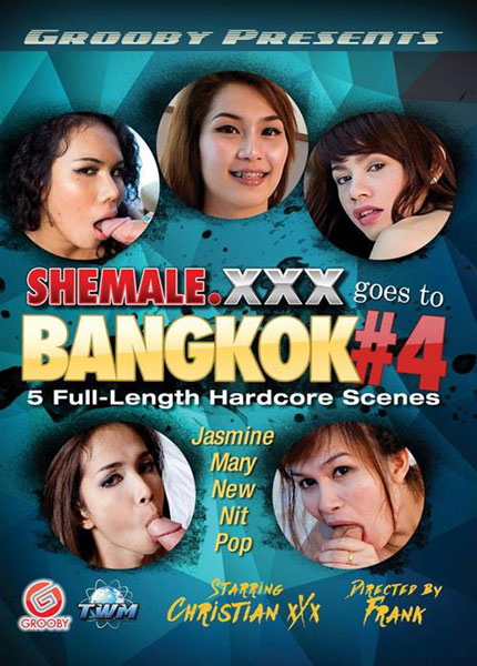 Shemale XXX Goes To Bangkok #04